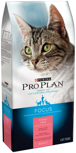 Pro Plan Extra Care Indoor Salmon & Rice Cat 5/7 lb.