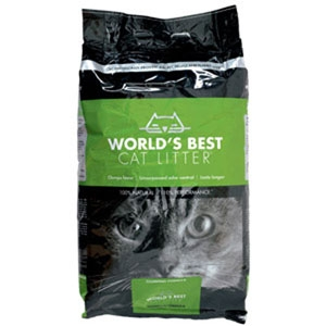 World's Best Cat Litter-Original Clumping Formula