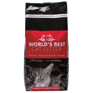 World's Best Multiple Cat Clumping Formula