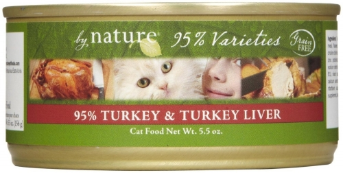 By Nature Natural 95% T/TL Cat 24/5.5 Oz