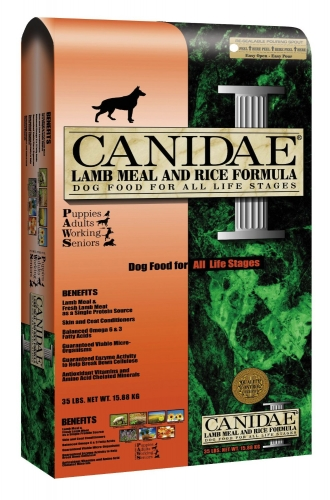 Canidae Lamb/Rice Dry Dog 30#