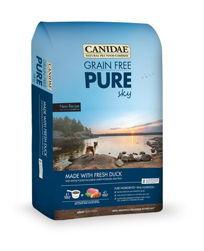 Canidae Pure Sky With Fresh Duck 24 lbs