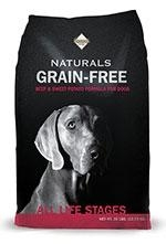 Diamond Naturals Grain Free Beef & Swt Potato Dog 6/5#