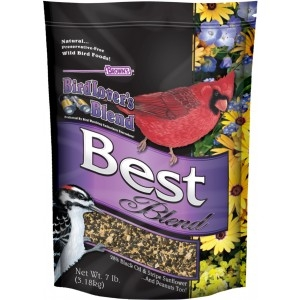F.M. Brown's Bird Lover's Blend Best Blend 2/20 lb.