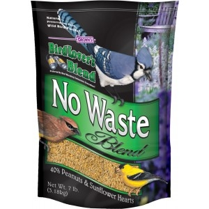 F.M. Brown's Bird Lover's Blend No-Waste Blend 2/20 lb.