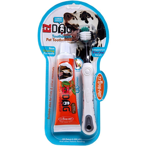 EZDOG Dental Kit for Large Breeds