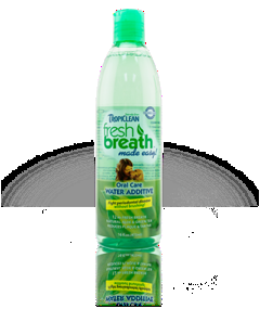 Tropiclean Fresh Breath Water Additive 32 oz