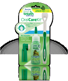 Tropiclean Fresh Breath Oral Care Kit Large