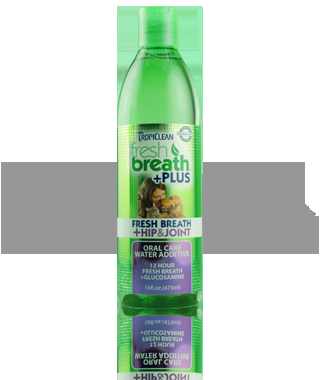 Fresh Breath Water Additive Plus Hip & Joint