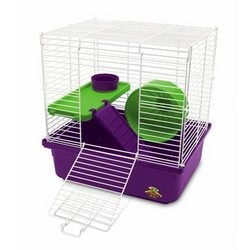 Super Pet My First Hamster Home 2-Story 4-Pack