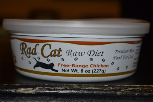 Radcat Raw Diet Free Range Chicken 8Oz