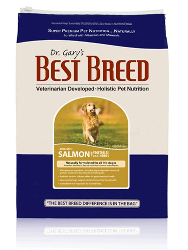 Best Breed Dog Salmon W/Vegetables & Herbs 4Lb