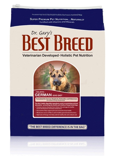 Best Breed German Dog Diet 4Lb