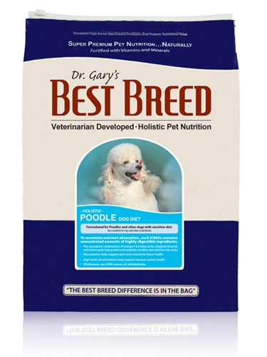 Best Breed Poodle Dog Diet 4Lb