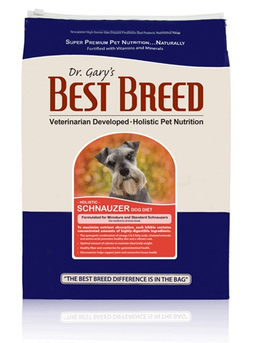 Best Breed Schnauzer Dog Diet 4Lb