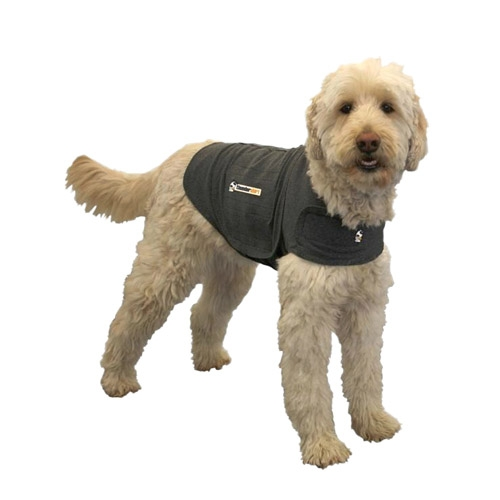 XXS Heather Grey Thundershirt