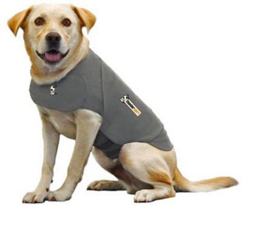 M Heather Grey Thundershirt