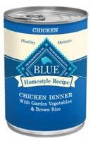 Blue Buffalo Homestyle Recipes  Chicken Dog 12/12.5OZ