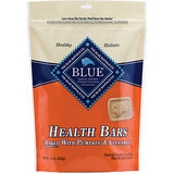 Blue Buffalo Health Bar Pumpkin/Cinnamon Dog 16OZ C=12