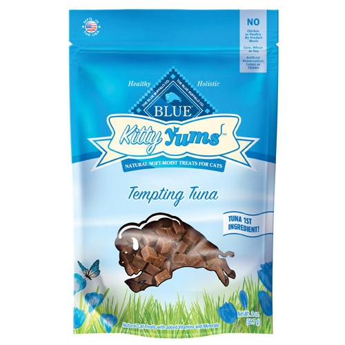 Blue Buffalo Kitty Yums Tuna 2OZ C=12