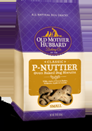 Old Mother Hubbard Extra Tasty Mini P-Nuttier Biscuits 12/5 oz Case