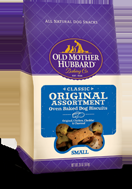 Old Mother Hubbard Old Fashioned Small Assorted Biscuits 6/20 oz. Case