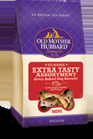 Old Mother Hubbard Old Fashioned Mini Assorted Biscuits 6/20 oz Case