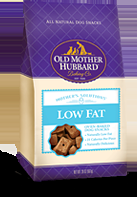 Old Mother Hubbard Crunchy Functional Low Fat 6/20 oz.