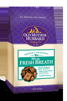 Old Mother Hubbard Crunchy Functional Fresh Breath 6/20 oz.