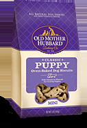 Old Mother Hubbard Special Recipe Puppy Biscuits