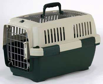 Marchioro Aran1 Cat Carrier Green/Beige Small