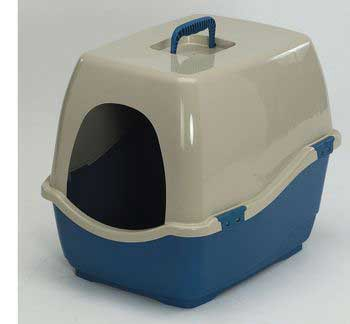 Marchioro Bill2S Eco Enclosed Cat Pan XLarge