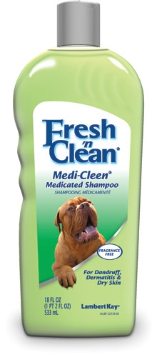 Arm & Hammer Fresh 'N Clean Medi-Cleen Medicated Dog Shampoo   18 oz.