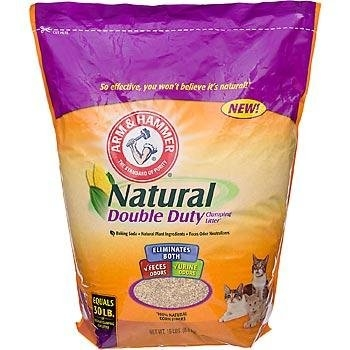 Arm & Hammer Natural Double Duty Clumping Litter