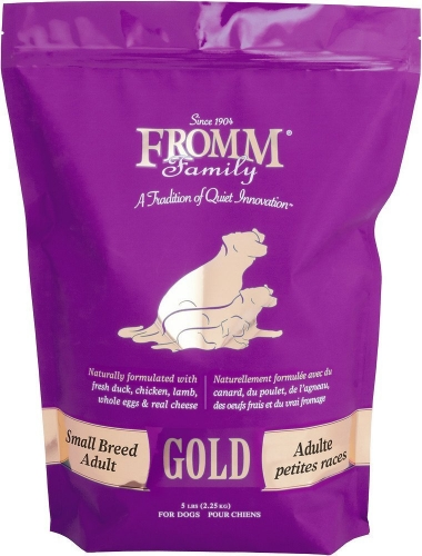 Fromm Dog Gold Sm Brd Adult 15#
