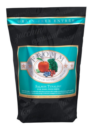 Fromm Four Star Dog Grain Free Salmon Tunalini