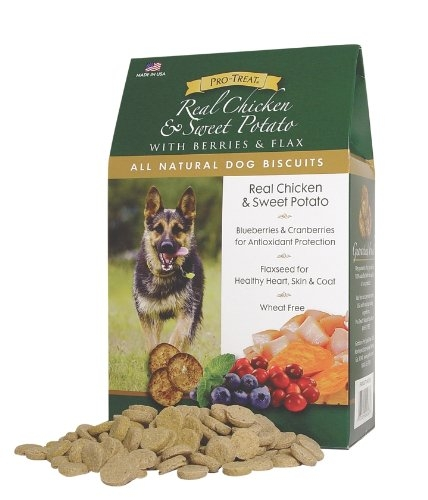 Gimborn Real Chicken All Natural Dog Biscuits
