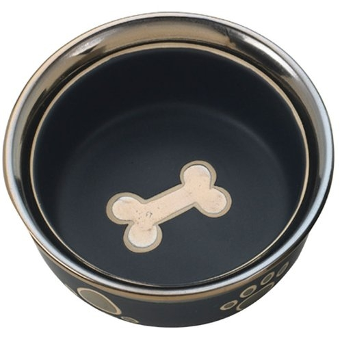 "RITZ COPPER RIM 5"" DOG BLACK"