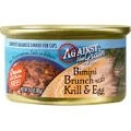Evanger's Against the Grain Bimini Brunch W/ Krill & Egg Cat 24/2.8Oz