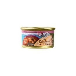 Evanger's Against the Grain  Big Kahuna W/Crab & Tilapia Cat 24/2.8Oz