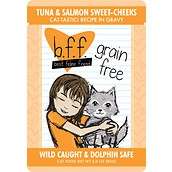 BFF Tuna & Salmon Sweet Cheeks 3oz Pouch