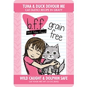 BFF Tuna & Duck Devour Me 3oz Pouch