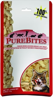 PureBites Freeze Dried Chicken Breast Cat Treats- 1.09 oz