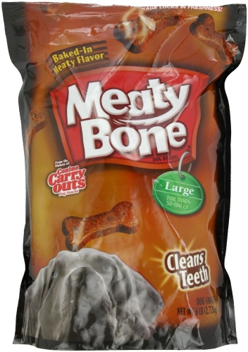 Delmonte Meaty Bone Large Bone 4/6 lb.