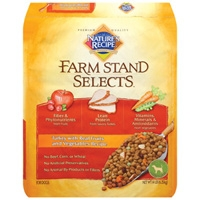Nature's Recipe Farm Stand Select Turkey Fruit & Vegetables 14 lb.