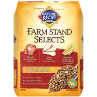 Nature's Recipe Farm Stand Select Turkey Fruit & Vegetables 28 lb.
