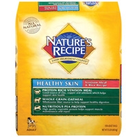 Nature's Recipe Venison & Rice 15 lb.