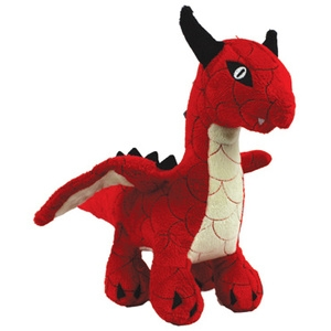 Mighty Toy Dragon-Red