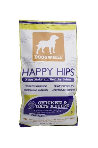 Dogswell Happy Hips® Chicken & Oats  6/4#