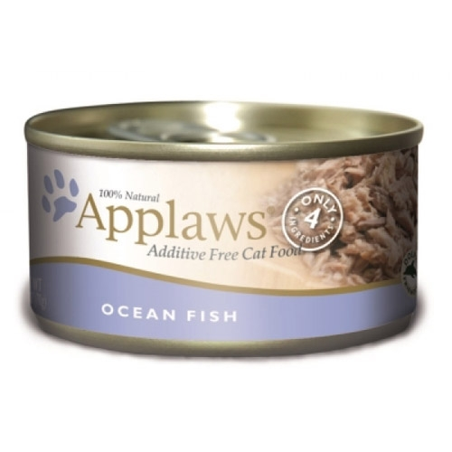 Applaws Ocn Fsh Cat 24/2.47Oz